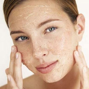 Skincare exfoliation products for skin health