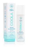 Coola Organic Suncare Spf 30 Mineral Silk Sun Creme with broad spectrum protection as well as Blue Light HEV.