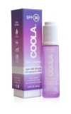 Coola Organic Suncare Sun Silk Drop SPF 30 offers broad spectrum and HEV protection. Blue light from your devices