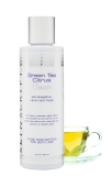 Skin Script Green Tea Citrus Cleanser is a gentle cleansing option for makeup removal while improving clarity and tone.