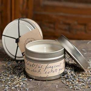 Matanzas Creek Lavander Soy candle will change any ambiance to a relaxing, blissfull space. Travels Great