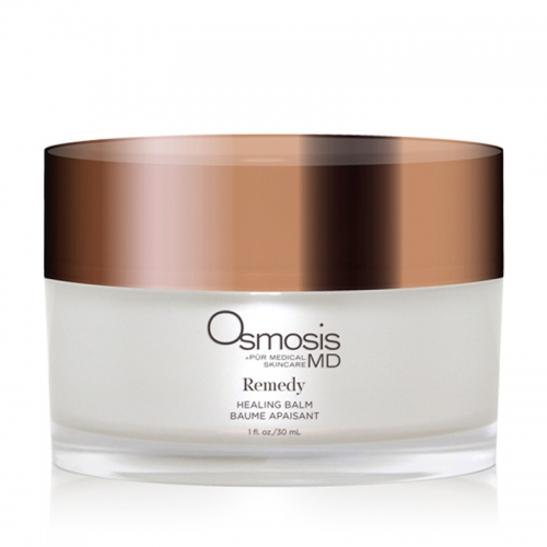 Osmosis Pur Medical Skincare MD Remedy Healing Balm provides faster recovery to any wound as well as intense hydration.