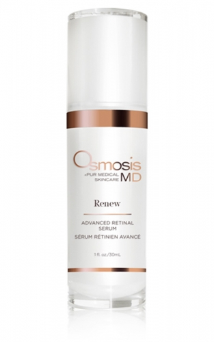 Osmosis Skincare MD Renew Serum is our highest strength and most powerful age-reversing Vitamin A serum.