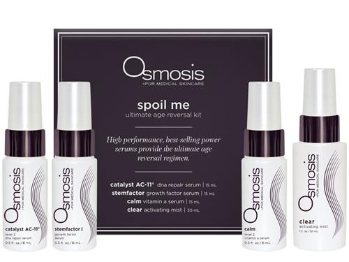 Osmosis Pur Medical Skincare Spoil Me Kit